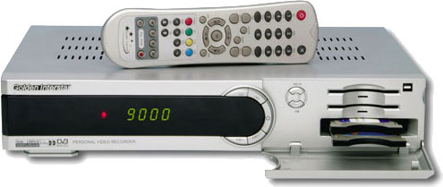 Interstar 9000 PVR CI Premium